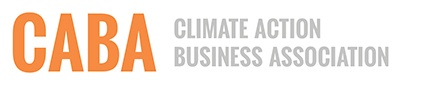 Climate Action Business Associaton logo
