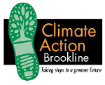 Climate Action Brookline logo
