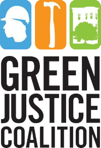 Green Justice Coalition logo